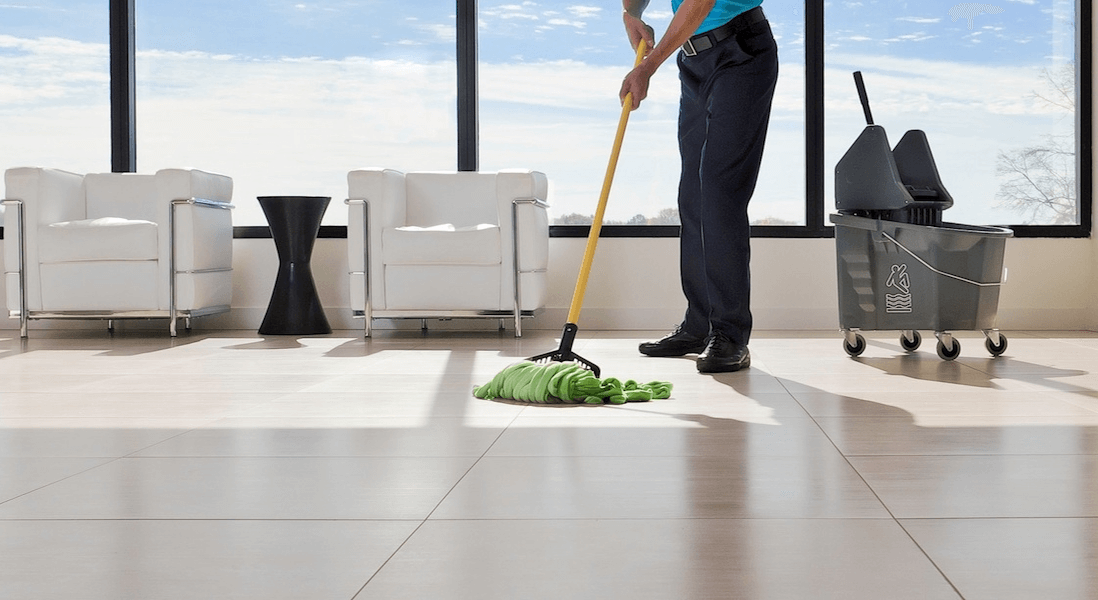 That Guy Commercial Floor Care San Diego